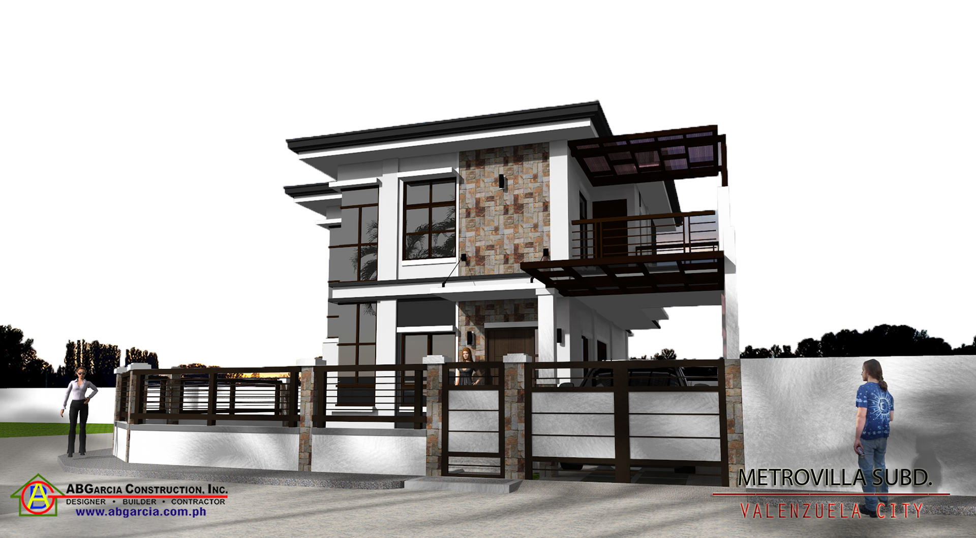 Ab garcia construction inc designer builder Design house inc